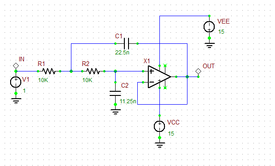 Analog Tutorial Lesson 8 Designing Cascaded Active Op Amp Filters Emagtech Wiki