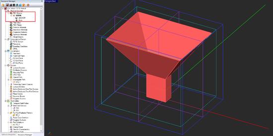 EM Tempo Tutorial Lesson 7: Designing A Pyramidal Horn Antenna