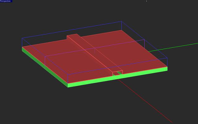 EM Ferma Tutorial Lesson 8: Modeling 2D Coplanar Waveguide