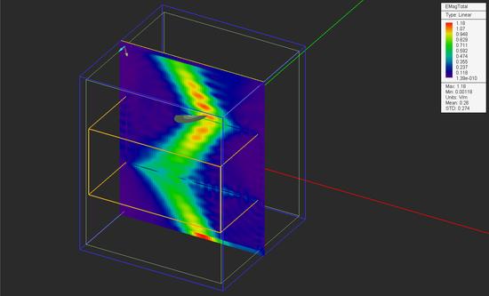 EM Tempo Tutorial Lesson 10: Modeling Wave Propagation In Dispersive